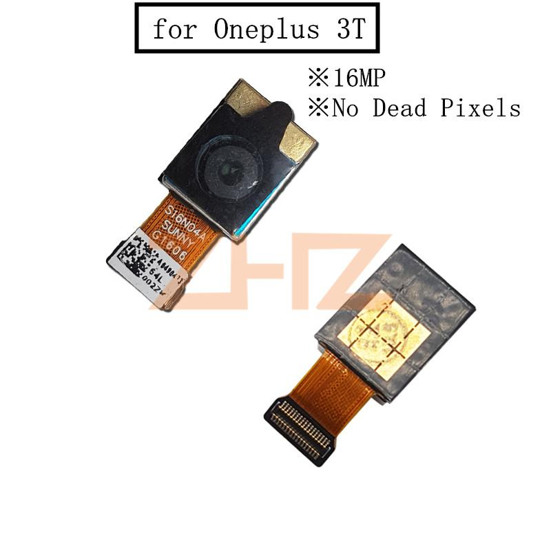 for Oneplus 3T Back Camera Big Rear Main Camera Module 16MPX Flex Cable  Assembly Replacement Repair Spare Parts Test