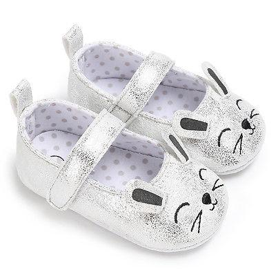 Mother & Kids Baby Girl Shoes Princess Polka Dot With Animal Pattern Soft Cotton Toddler Crib Infant Little Kid Sole Anti-slip Baby Crib Shoes Matching In Colour