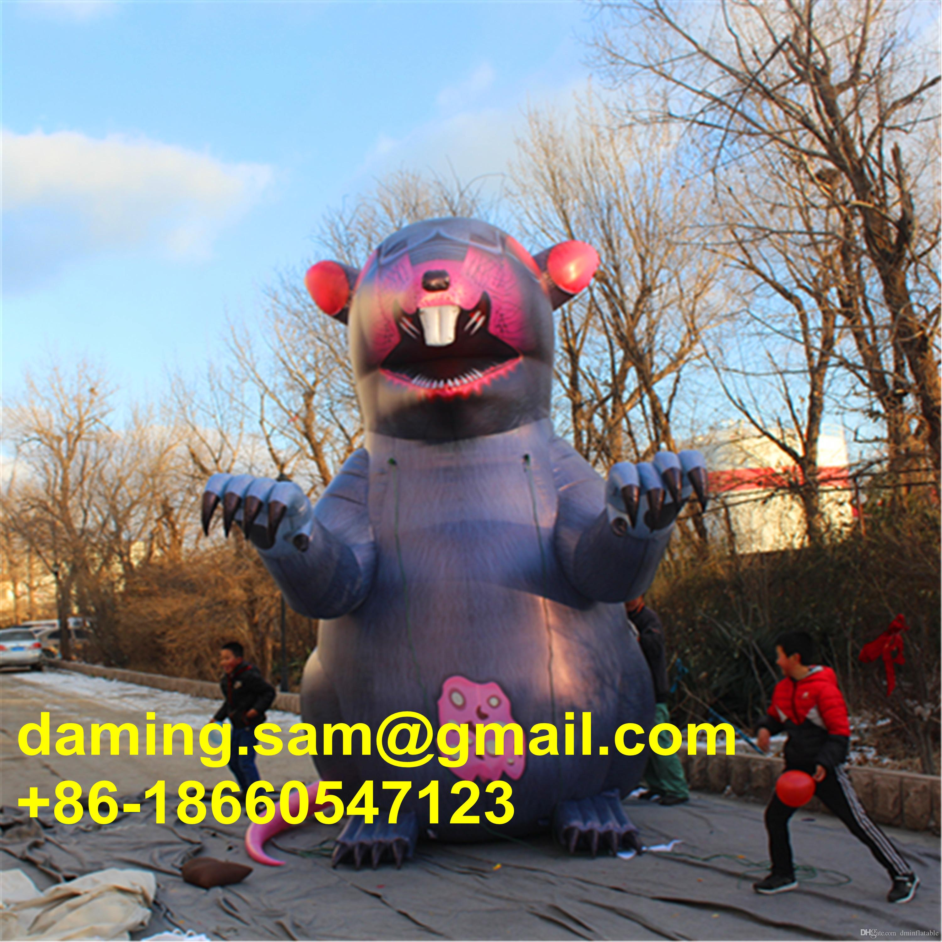 3e263ba9a 2019 Factory Price 4m High Large Giant Customized Inflatable Event  Decoration Advertising Giant Inflatable Mouse From Dminflatable, $640.21 |  DHgate.Com