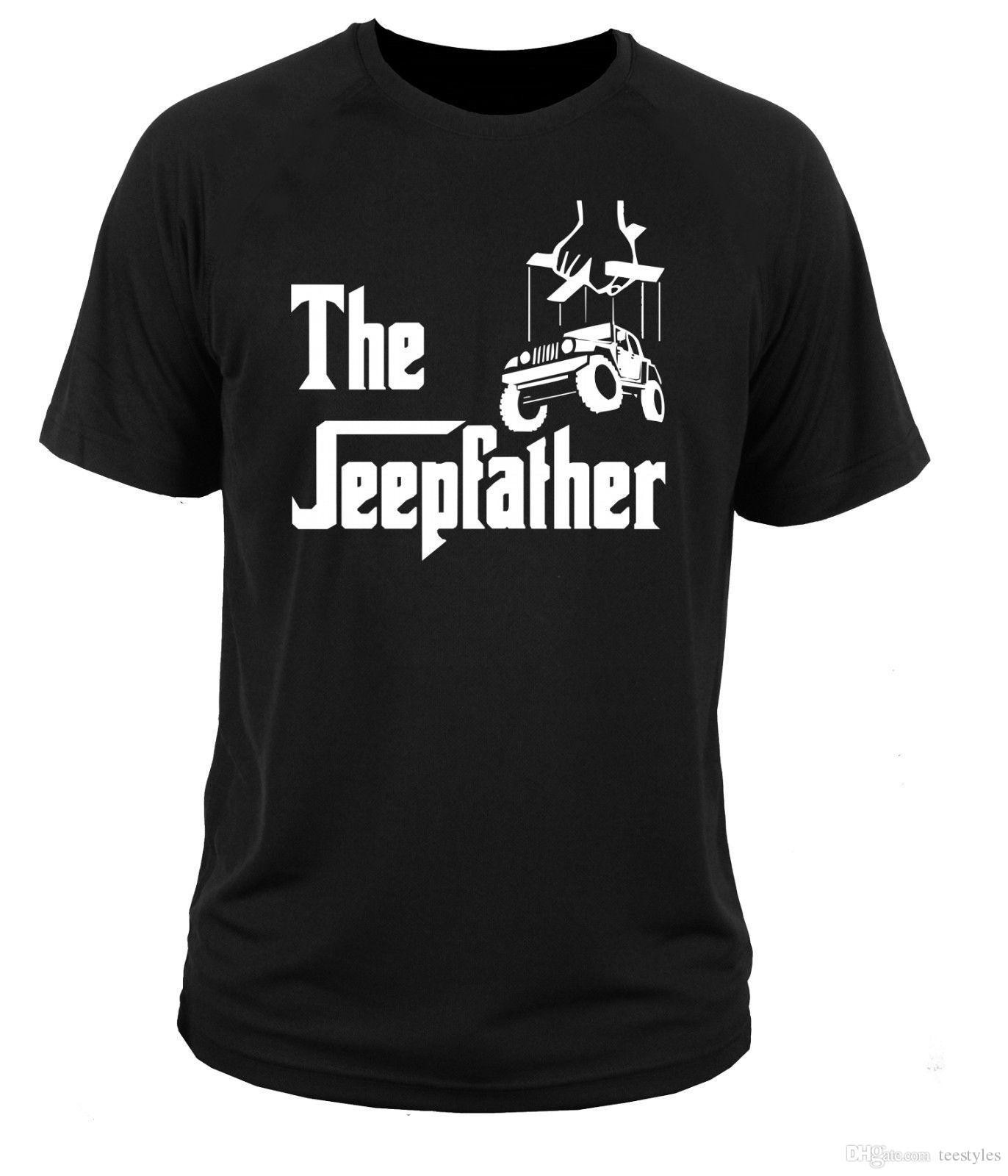 d92f5ece13 Compre Roupas Masculinas 2018 Jeep Wrangler Off Road Renegado T Shirt Dos  Homens Do Homem Mais Recente Projeto Personalizado De Manga Curta 3XL  Família ...
