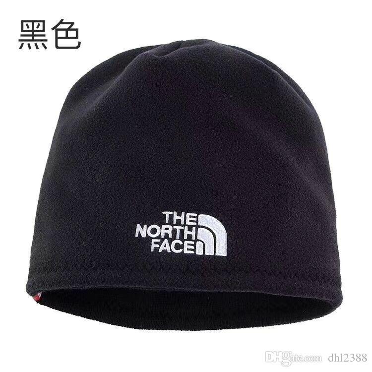 e7cf045c79b Autumn And Winter Hat Men Hats Knit Wool Cap Plus Velvet Man And ...