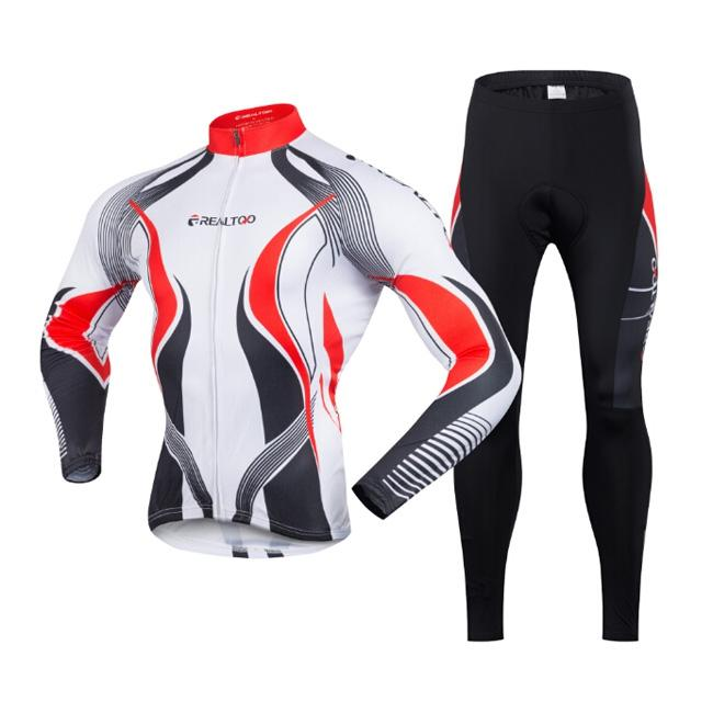 2019pro Breathable Men Cycling Shirts Jersey Shirt Pants Suit Team ... 3d89b59be
