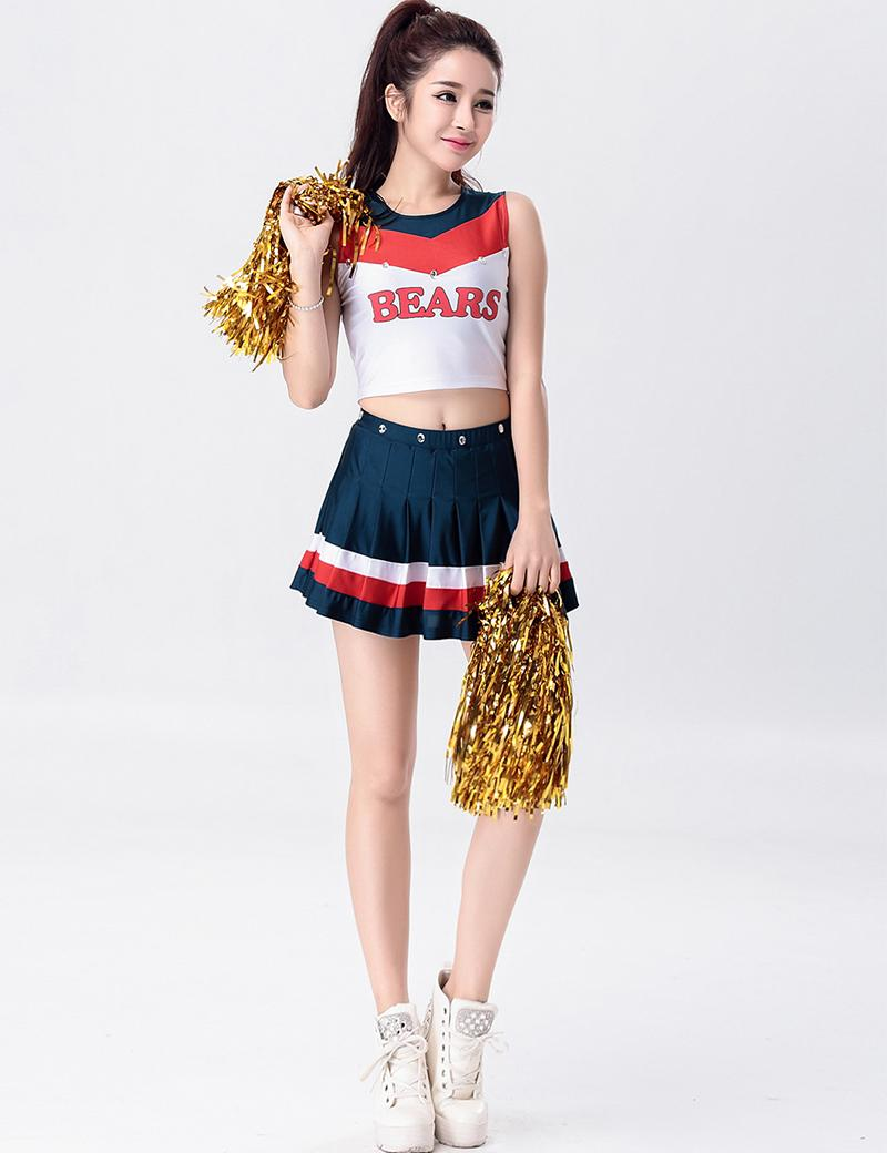 Erotic cheerleader skirt was