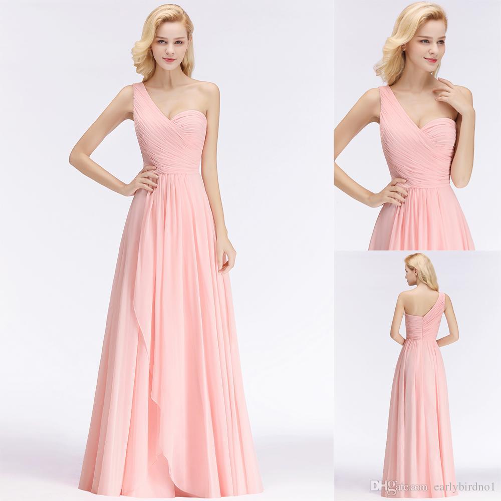 Tiered Bridesmaid Dress