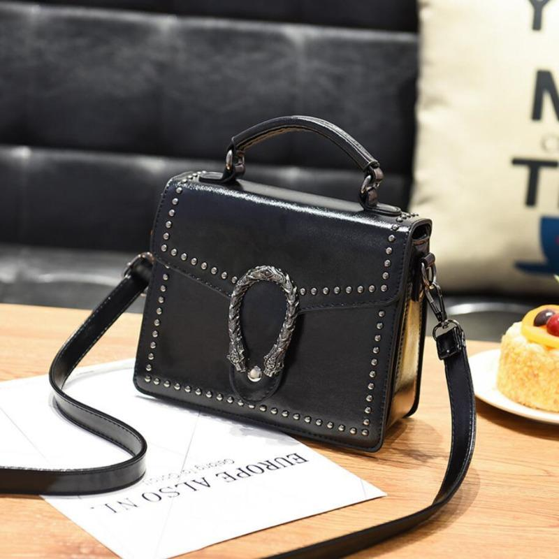 fb57c3c637 Fashion Small Square Shoulder Bag Metal Decoration Crossbody Package Clutch  Girls Crossbody Bags Famous Women Designer Handbags Crossbody Purses Ladies  ...