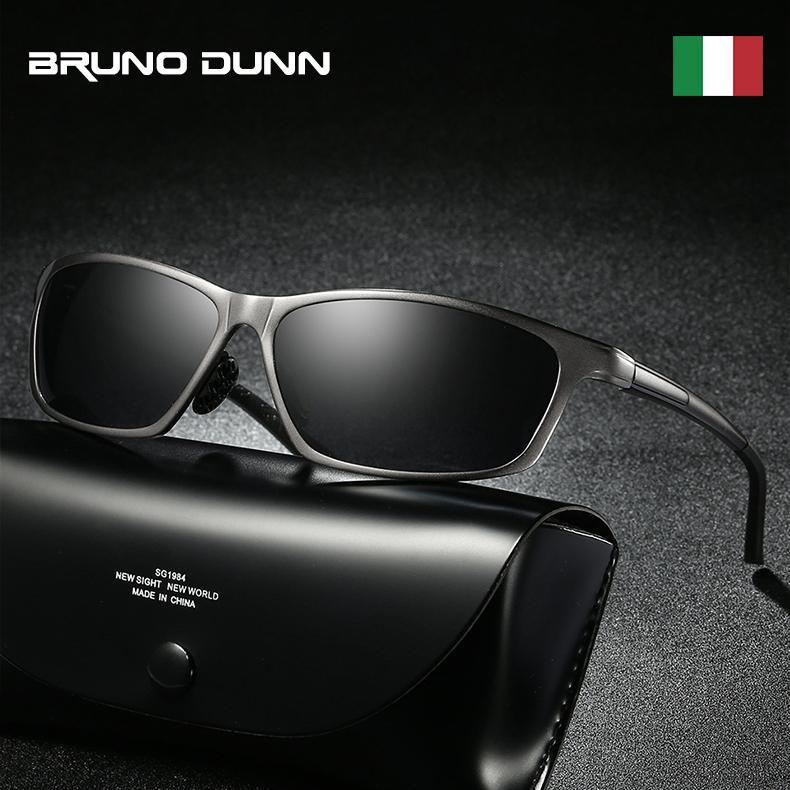 92ef3efc9b Aluminum Sunglasses Men Polarized Night Vision 2018 Mercedes Luxury Brand  Designer Driving Oculos Lunette Sun Glasses For Male Glasses Online  Polarized ...