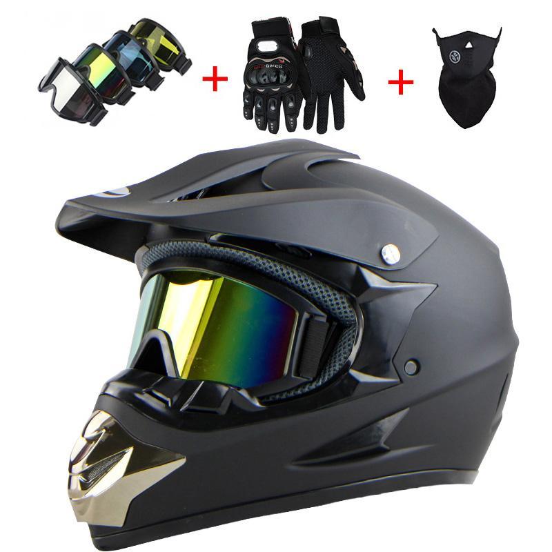 a2f112eb5d9b7 Compre Motocross Casco Off Road Profesional ATV Cross Helmets MTB DH Racing  Casco De La Motocicleta Dirt Bike Capacete De Moto Casco A  61.04 Del  Knite07 ...