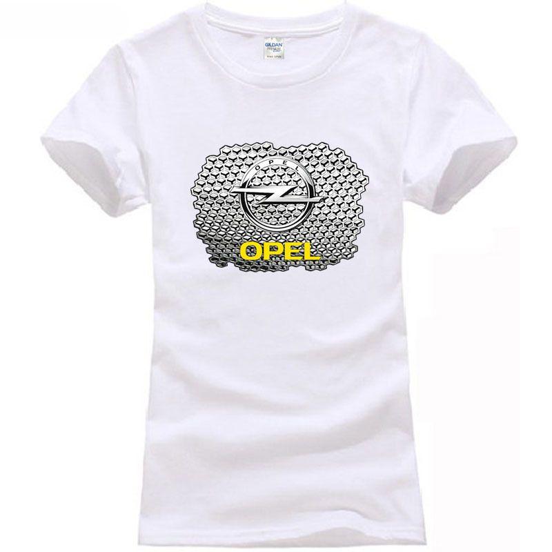 38b4302dd Compre Opel Vauxhall OPC Astra Corsa Insignia Kadett Vectra FAN Camiseta S  XXL Youth Round Collar Camisetas Personalizadas A  11.01 Del Qz1409088365  ...