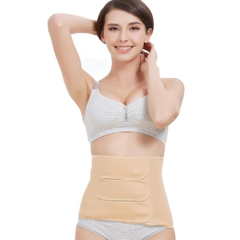 2018 Coon Postpartum Belly Belt Girdle C Section Recovery Belt For