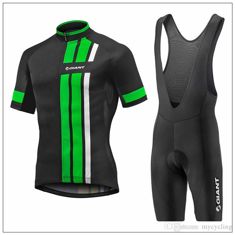 Ropa Ciclismo 2018 Summer Giant Cycling Jersey Set Short Sleeve Breathable  Maillot MTB Bicycle Sportswear Mountain Bike Clothing F2733 Mountain Bike  Jerseys ... 14bd4edb2