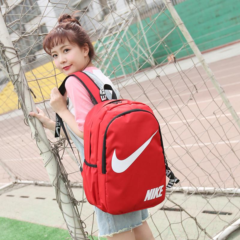 59742907c0 Stylish School Backpacks With Brand Letters Printed Students Luxury ...