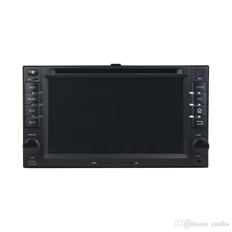 Car DVD player for Kia Sportage Ceed 6.2Inch Octa-core 4GB RAM Andriod 8.0 with GPS,Steering Wheel Control,Bluetooth, Radio