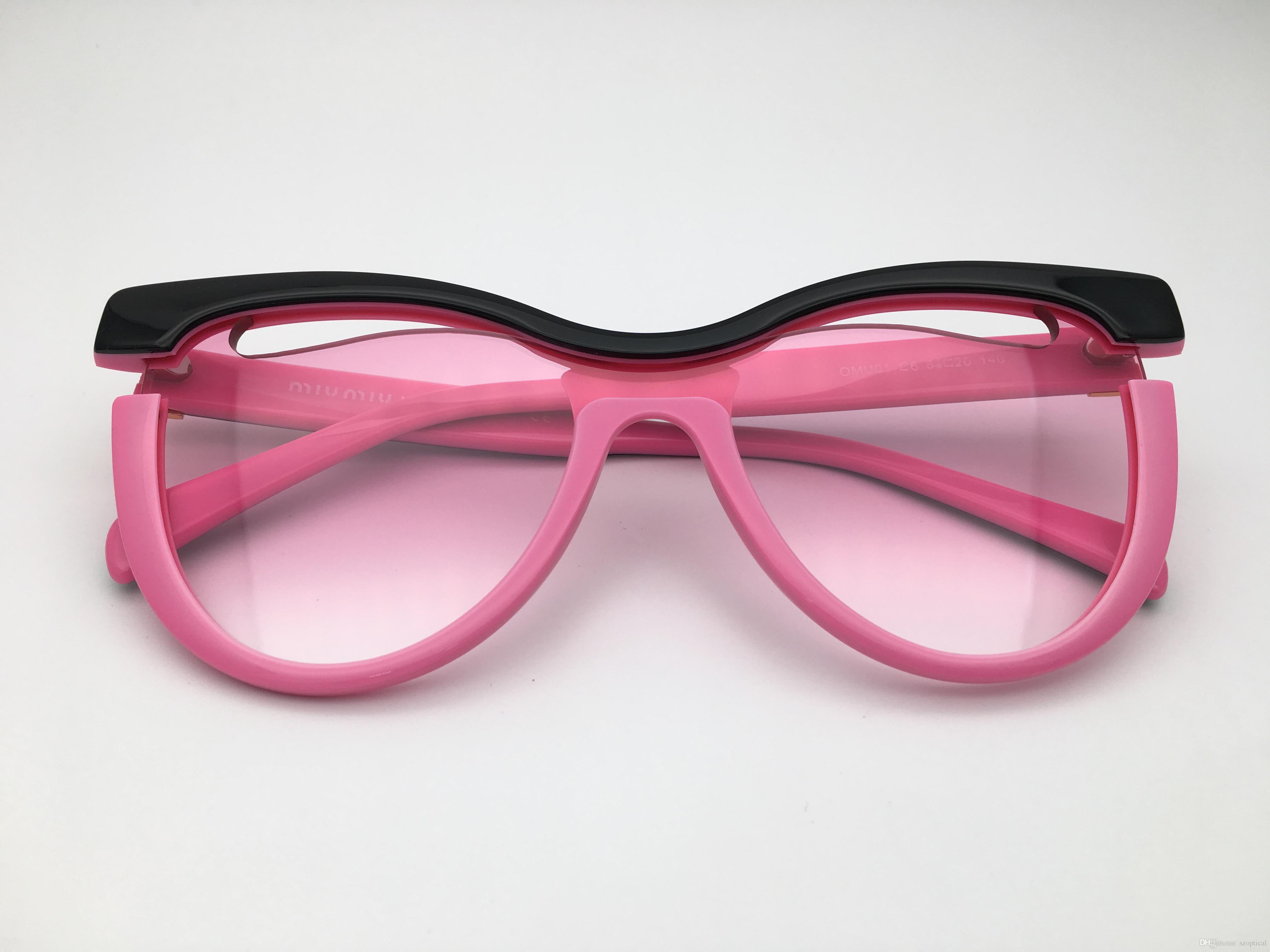 dd022d17cca40 Compre Cat Eye Super Alta Boa Qualidade Uv400 Proteção Lente Moda Óculos De  Luxo Mulheres Marca Óculos De Sol Com Caixa E Caixa Oculos De Sol De  Szoptical