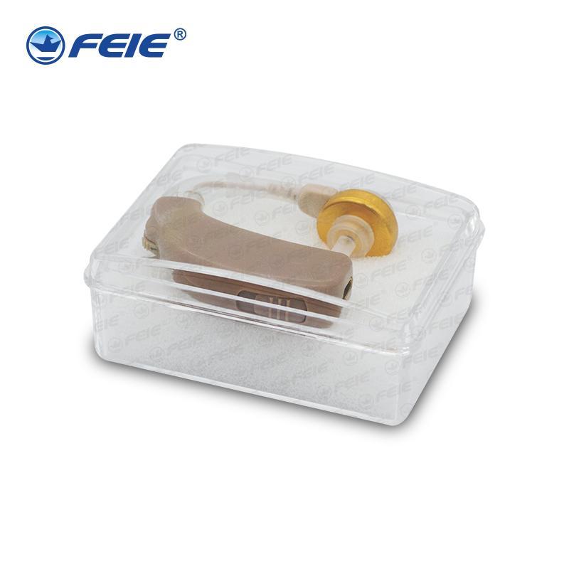 mini aide auditive BTE, puissance BTE Micro USB interface de charge c-108 amplificateur de son aide auditive rechargeable livraison gratuite