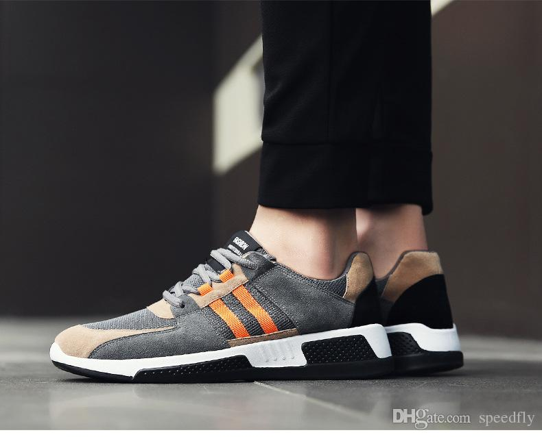2018 Compre Nuevos Hombre Para Moda Deportivos De Zapatos OuTPkiZwX