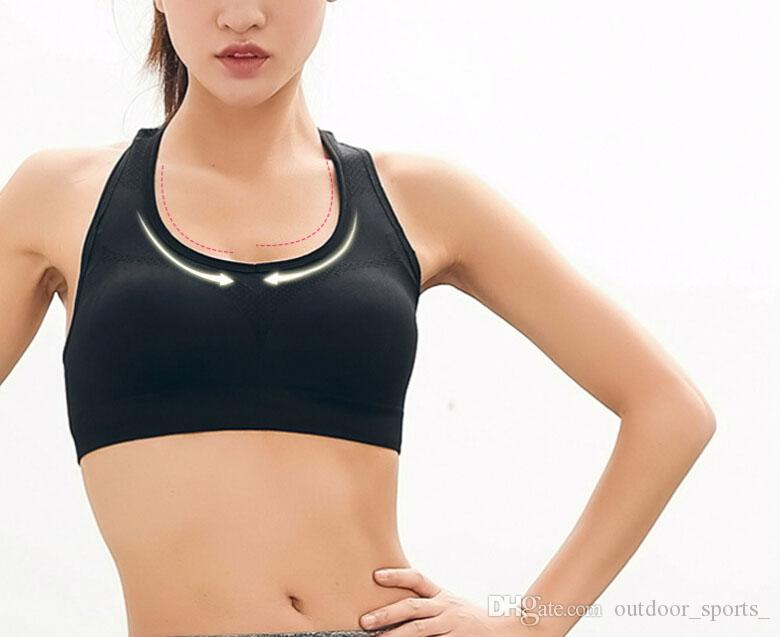 c890ea8047d9b 2019 VEAMORS Absorb Sweat Seamless Sports Bras