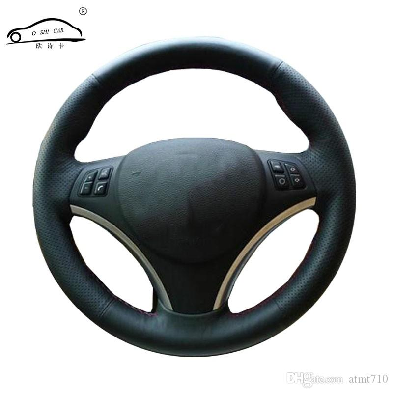 2019 Steering Wheel Braid For BMW E90 320i 325i 330i 335i