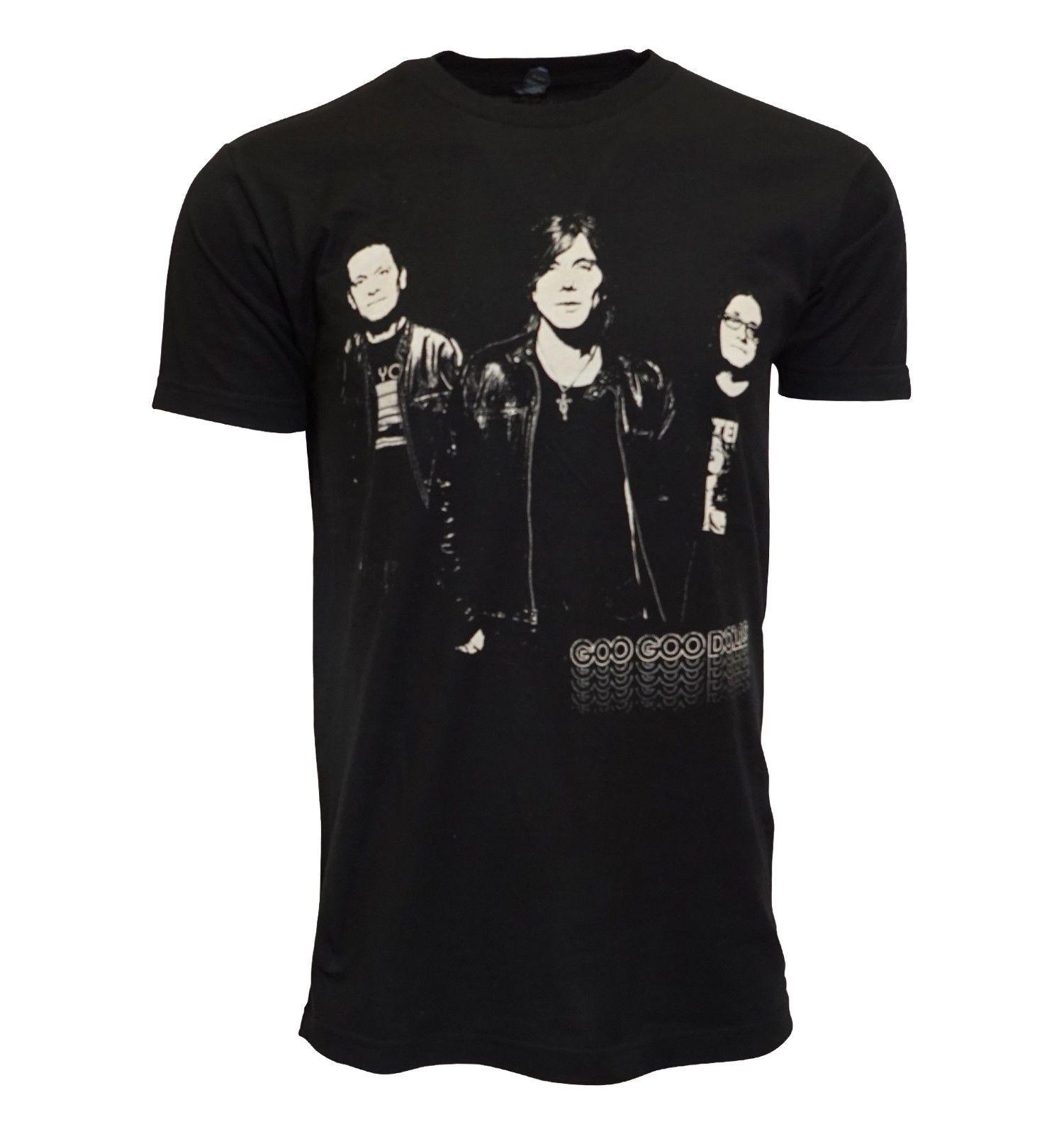 GOO GOO DOLLS SHADOWS PHOTO MEN BLACK T SHIRT Funniest T Shirts Mens Funny  T Shirts From Foryouboutique, $11.01  DHgate.Com