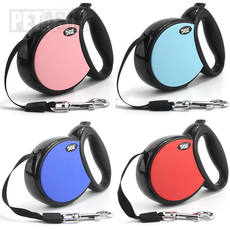 Pet Dog Leash Retractable Collar Lead 2017 BEST leash Products Small Large Dog Harness Dele Pet Chain Collars Led 25kg-35kg
