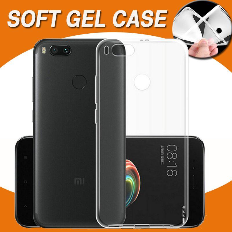 243d5d8fea8f Ultra Slim Transparent Crystal Clear Soft TPU Silicone Back Cover Case For Xiaomi  Mi 9 SE 8 Lite 6X 6 Plus Mix Max 3 Pro Redmi Note 7 6A S2 Personalized ...