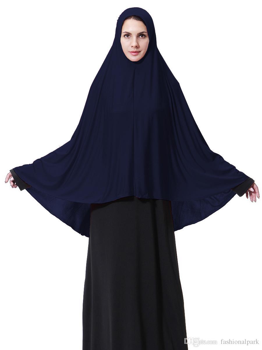 12 couleurs Lait Silk Musulman Hijab Intérieur Femmes Hijab Ninja Tête Islamique Couverture Bonnet Chapeau Casquette Écharpe Arabia dame Hijabs