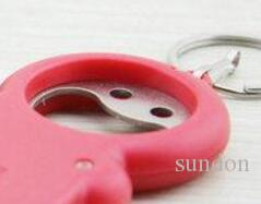 Opener beer bottle opener keychain portable device Multifunction Keychain with light and measuring tape with opener creative gifts wholesale
