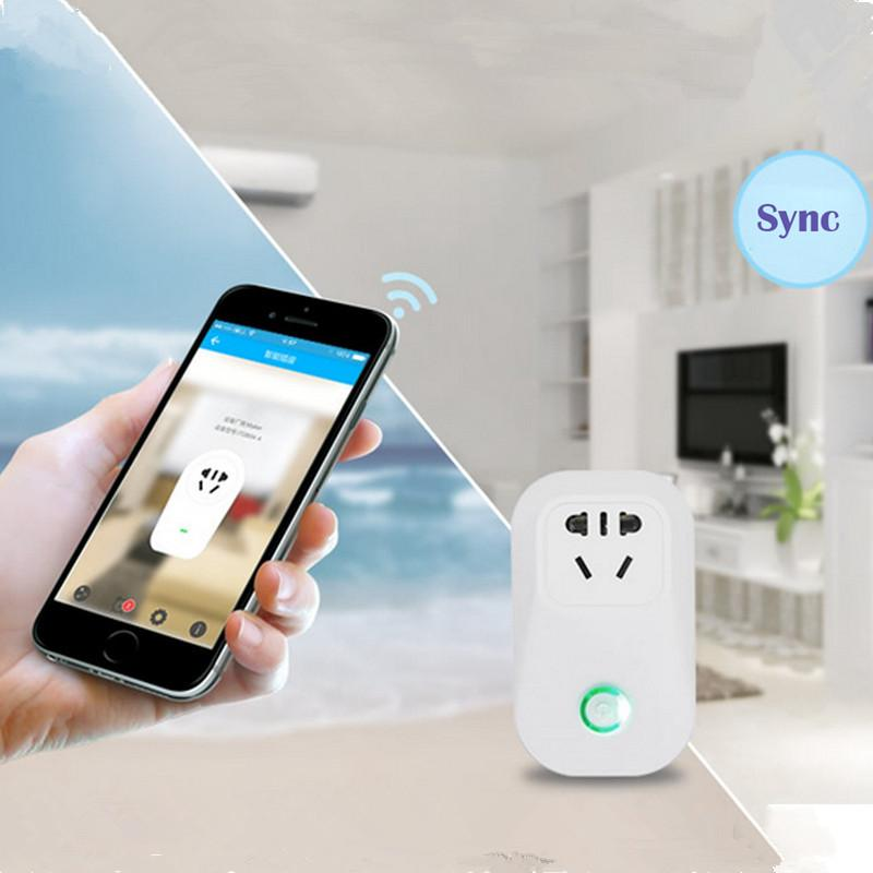 Sonoff Smart Home Charging Adapter S20 Wireless Smart Switch Wifi ...