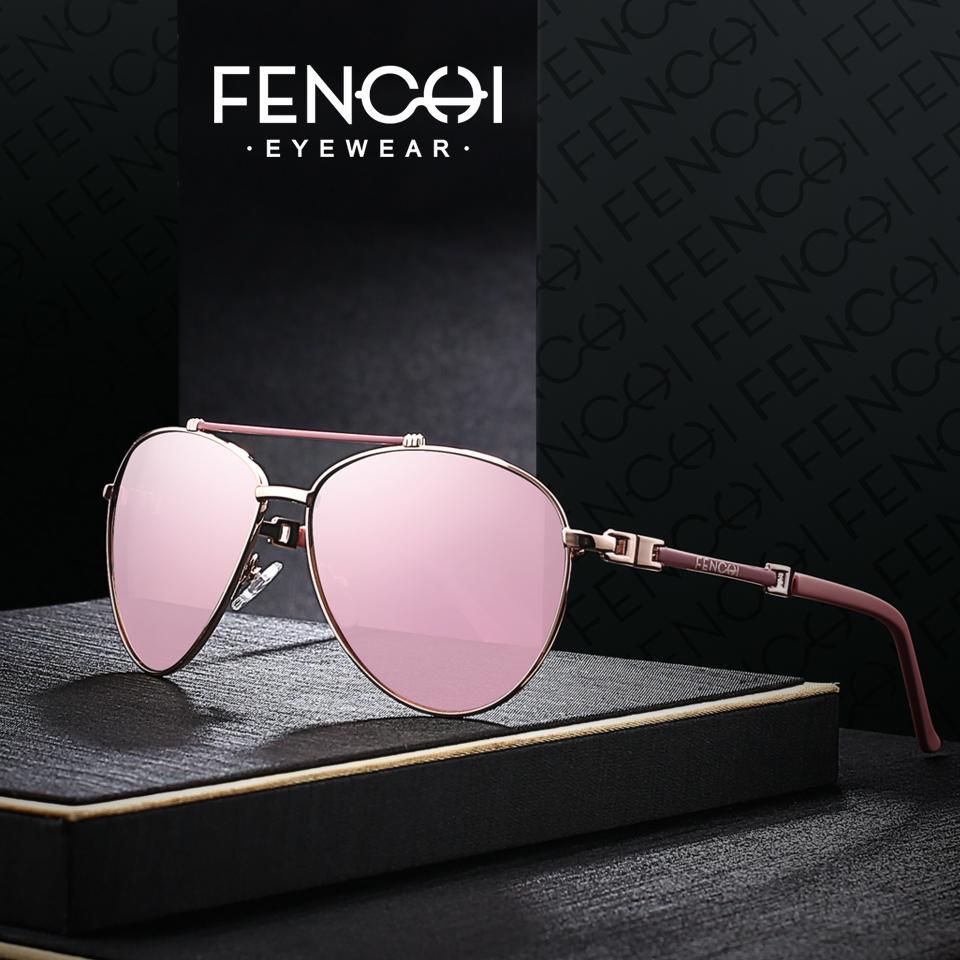 4869215900 FENCHI Sunglasses Women Driving Pilot Classic Fashion Sunglasses ...
