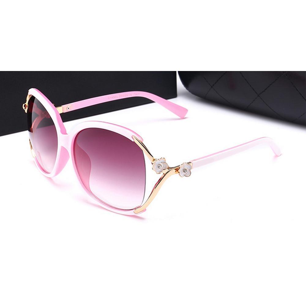 b02d0d6697 Hot Luxury Brand Designer Flower Sunglasses Women Girls UV400 Hollow  Fashion Sunglasses For Party Beach Driving Victoria Beckham Sunglasses  Prescription ...