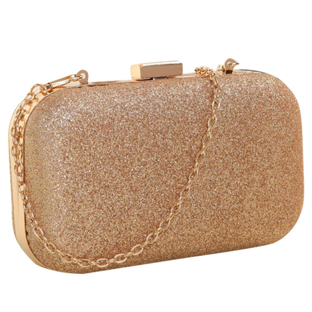 Mini Small Chain Women Ladies Female Gold Silver Evening Clutch Bags  Designer Leather Handbags Wedding Purse Party Banquet Girls Purses Designer  Handbags ... e3c5495e3adea