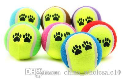 Tennis Ball For Pet Dog Chew Toy Pets Toy Ball For Small Dogs