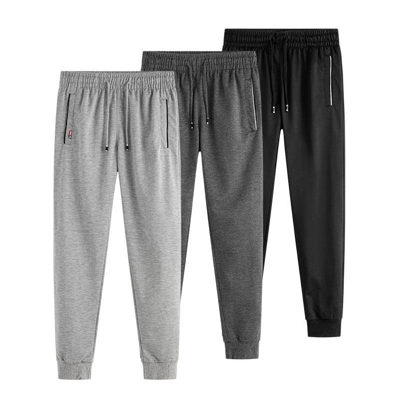 b6404ca60f7 2019 Men S Sports Pants 2018 Autumn Winter Running Pants Workout ...