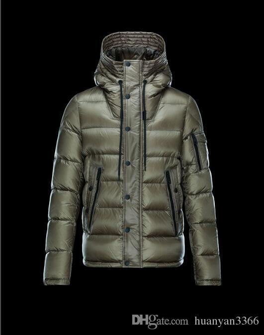 Wholesale Men Casual Down Jacket MAYA Down Coats Mens Outdoor anorak winter jacket Winter Coat outwear outer wear down Gooes jacket S350