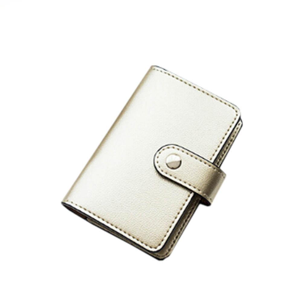Passport Wallet Travel Wallet Cards Holder Leather Business Card