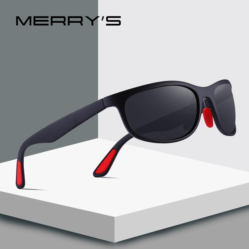 395ac9436 MERRY'S DESIGN Men Polarized Sunglasses For Driving Outdoor Sports ...