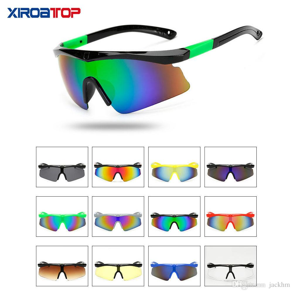 c10145dd8bdd New Hot Sale Cycling Outdoor Eyewear UV400 Sunglasses Men Outdoor Sport UV  Protection For Mountain Road Bike Bicycle Fishing Glasses UK 2019 From  Jackhm