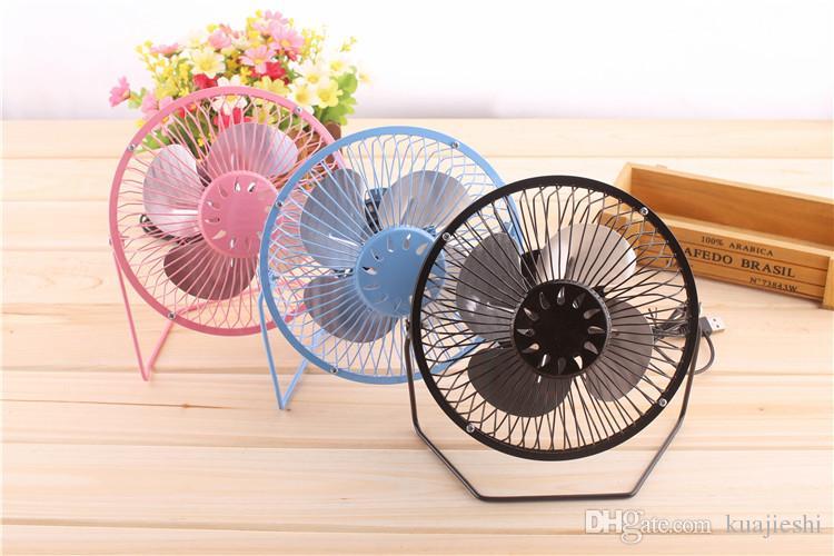 Usb Desktop Fan 6 Inch Plug In Small Fan Student Dormitory