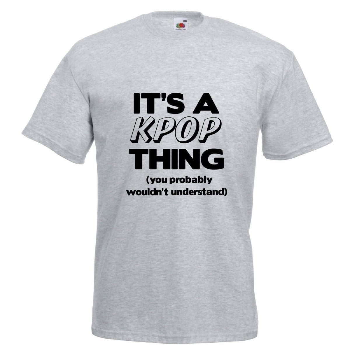 Its A Kpop Thing You Probbaly Wouldnt Understand T Shirt Bts Exo