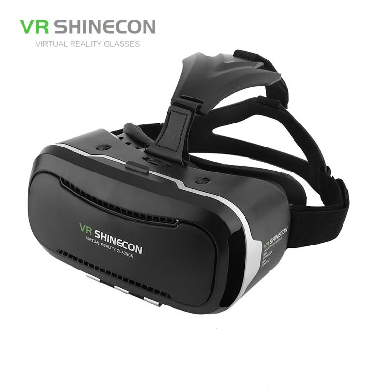 9e26430fcf8 VR Shinecon 2.0 3D VR Glasses Virtual Reality Headset 3D Cardboard Glasses  Casque Virtual Box Box For 3.5 6  Mobile Phone 3d Glasses Cinema 3d Glasses  Free ...