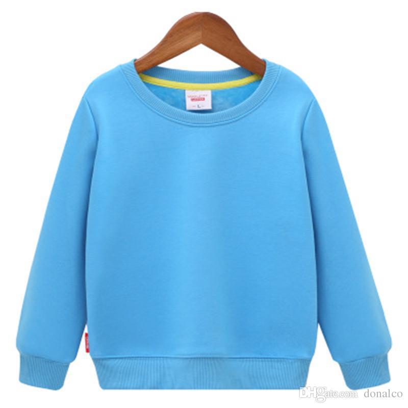fc5106fe8 2018 Autumn Winter Boys T-shirt Kids Tees Baby Child Boy Girls ...