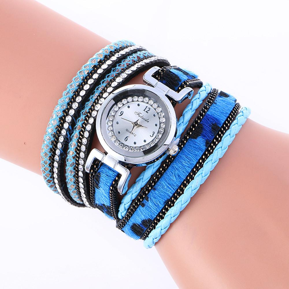 a23b93291ea Aimecor Women Watches Wrap Around Fashion Weave Leather Women Watches  Bracelet Watch Ladies Quartz Wrist Watch Buy Watch Watch Buy Online From  Prevalent