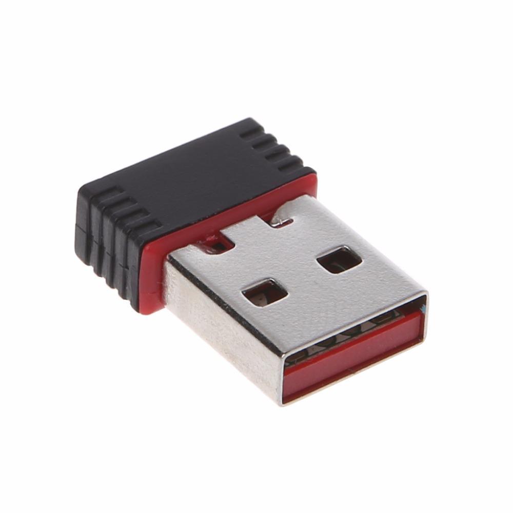 150 Mbps USB 2.0 WiFi Wireless Adapter Netzwerk LAN Karte 802.11 ngb Ralink MT7601 Mini Wireless Netzwerk Karte C26