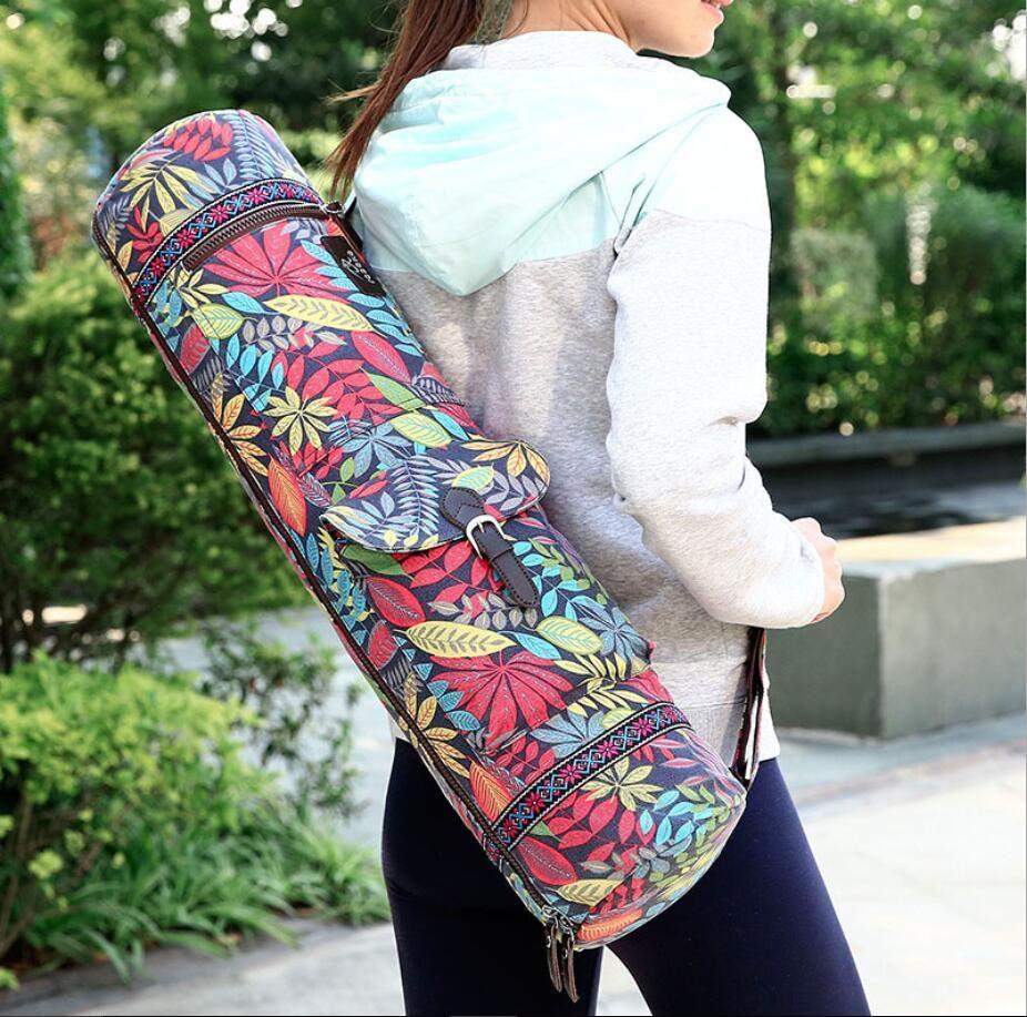 Yoga Mat Bag #NKC57