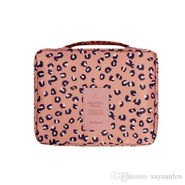 Esteticista Vaidade Necessaire Viagem Mulheres Viagem Higiênico Wash Bra Underwear Maquiagem Caso Cosmetic Bag Acessórios Organizador