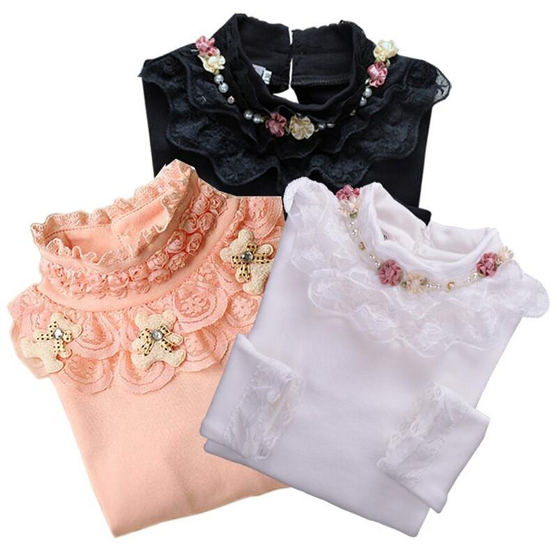 bb6c5d8b4 Baby Girls Sweaters Winter 2018 New Girl Long Sleeve Bottom Clothes ...