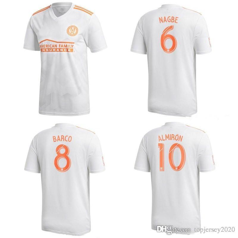 Compre Thai 2018 2019 Atlanta United Camisa De Futebol Fc ALMIRON JONES  Camisa De Futebol 18 19 MARTINEZ Camisa De Futebol GARZA Camisas De Futebol  De ... 6686626b57675