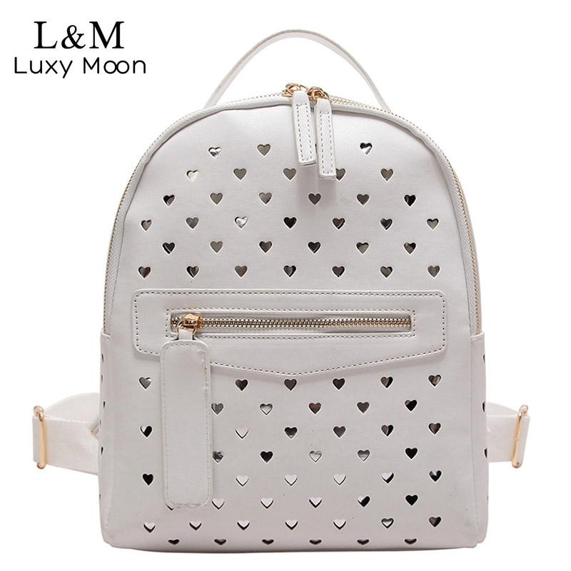 0c1b2fce799f Simple Style Backpack Women PU Leather Backpacks For Teenage Girls School  Bags Fashion Vintage Solid Shoulder Bag Black XA384H Girl Backpacks Toddler  ...