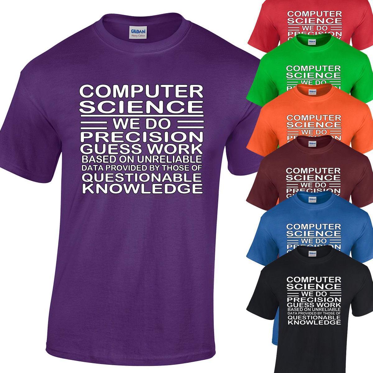 Grosshandel Computer Science T Shirt Mens Lustige Programmierer