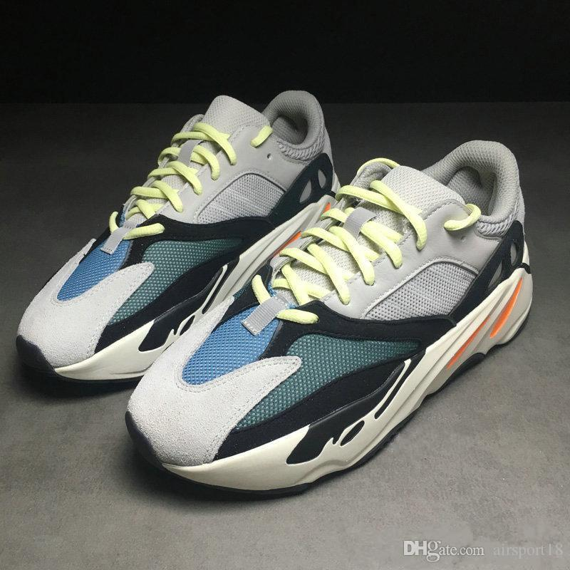 69ff31c5fdc3b Hot Sale Boost 700 Wave Runner 2018 Kanye West Run Casual Shoes Men S Shoes  Womens Sneakers Mens Sports Boots 700 Boost Sport Shoes Girls Basketball  Shoes ...