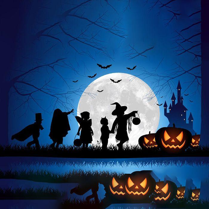 Decorações do dia das bruxas 3d morcegos preto diy adesivos de parede pvc adesivo de parede decorativo para festa em casa véspera de halloween decoração do dia das bruxas hh7-884